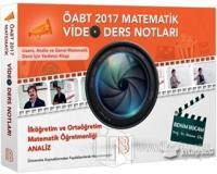 2017 ÖABT İlköğretim ve Ortaöğretim Matematik Öğretmenliği Video Ders Notları