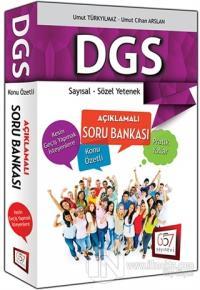 2018 DGS Sayısal Sözel Yetenek Konu Özetli Açıklamalı Soru Bankası