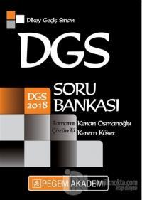 2018 DGS Tamamı Çözümlü Soru Bankası
