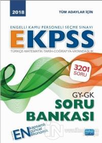 2018 Engelli Kamu Personeli Seçme Sınavı- EKPSS Soru Bankası %30 indir