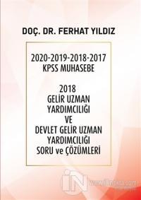 2018 Gelir Uzman Yardımcılığı ve Devlet Gelir Uzman Yardımcılığı Soru ve Çözümleri