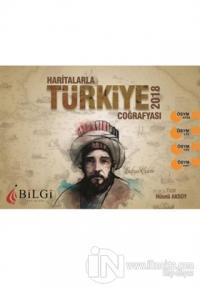 2018 Haritalarla Türkiye Coğrafyası