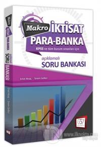 2018 KPSS A Makro İktisat Para Banka İktisat Soru Bankası