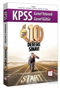 2018 KPSS Genel Kültür Genel Yetenek Tamamı Çözümlü 10 Deneme Sınavı