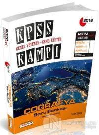 2018 KPSS Genel Yetenek - Genel Kültür Kampı Tamamı Çözümlü Coğrafya Soru Bankası