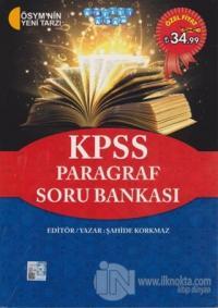 2018 KPSS Paragraf Soru Bankası