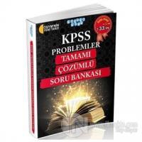 2018 KPSS Problemler Tamamı Çözümlü Soru Bankası