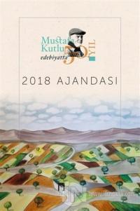 Dergah 2018 Mustafa Kutlu Ajandası - Edebiyatta 50. Yıl
