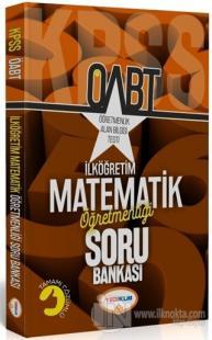 2018 ÖABT İlköğretim Matematik Öğretmenliği Tamamı Çözümlü Soru Bankası