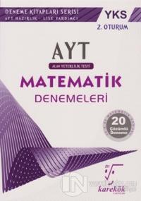 2018 YKS AYT 2. Oturum 20 Çözümlü Matematik Denemeleri