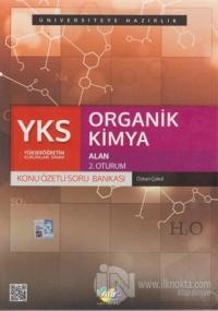 2018 YKS Organik Kimya Konu Özetli Soru Bankası 2. Oturum