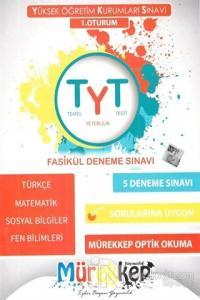 2018 YKS TYT 1. Oturum 5 Fasikül Deneme Sınavı