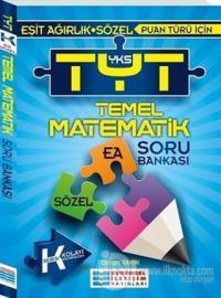 2018 YKS TYT Temel Matematik Soru Bankası EA - Sözel