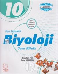 2019 10. Sınıf Fen Liseleri Biyoloji Soru Kitabı
