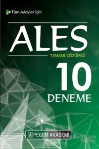 2019 ALES Tamamı Çözümlü 10 Deneme