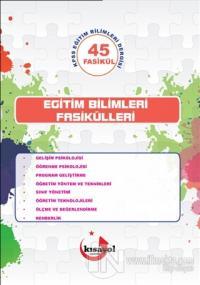 2019 KPSS Eğitim Bilimleri Konu Fasikülleri %25 indirimli Kolektif