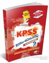 2019 KPSS Soru Günlüğü - Matematik
