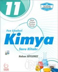 2019 Palme 11. Sınıf Fen Liseleri Kimya Soru Kitabı