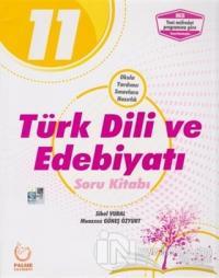 2019 Palme 11.Sınıf Türk Dili ve Edebiyatı Soru Kitabı