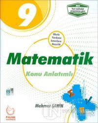 2019 Palme 9. Sınıf Matematik Konu Anlatımlı