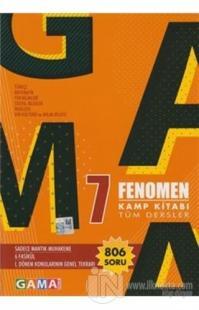 2020 Gama 7 Fenomen Tüm Dersler Kamp Kitabı