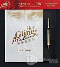 2020 Her Güne Bir Atatürk Günlüğü (Kalemli)