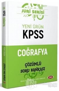 2020 KPSS Coğrafya Çözümlü Soru Bankası (Jüri Serisi) Kolektif