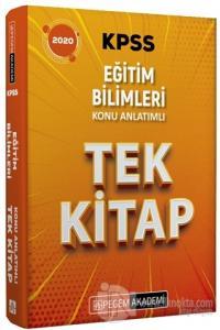2020 KPSS Eğitim Bilimleri Konu Anlatımlı Tek Kitap