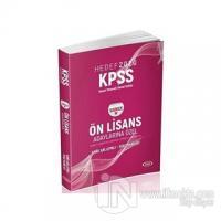 2020 KPSS Genel Kültür Genel Yetenek Ön Lisans (Adaylarına Özel) Konu Anlatımlı Soru Bankası