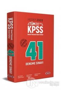 2020 KPSS Genel Yetenek Genel Kültür 41 Deneme Sınavı Kolektif