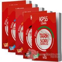 2020 KPSS Genel Yetenek Genel Kültür Soru Bankası Seti (5 Kitap)