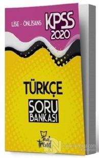 2020 KPSS Lise Ön Lisans Türkçe Soru Bankası Kolektif