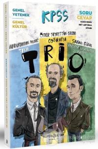 2020 KPSS Trio Genel Yetenek Genel Kültür Soru Cevap Net Artırma Kitab