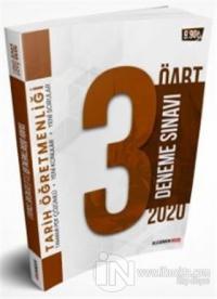 2020 ÖABT Tarih Öğretmenliği PDF Çözümlü 3 lü Deneme Seti
