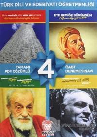 2020 ÖABT Türk Dili ve Edebiyatı Öğretmenliği Tamamı PDF Çözümlü 4 Den