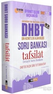 2020 Ortaöğretim - Önlisans - Lisans DHBT Din Hizmetleri Alan Bilgisi Soru Bankası
