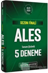 2020 Sezon Finali ALES Tamamı Çözümlü 5 Deneme Kolektif