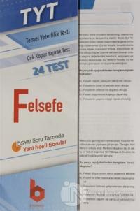 2020 TYT Felsefe Çek - Kopar Yaprak Test