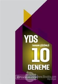2020 YDS Tamamı Çözümlü 10 Deneme Kolektif