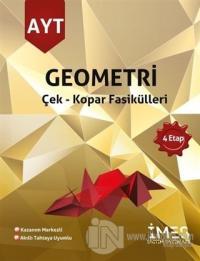 2021 AYT Geometri Çek - Kopar Fasikülleri 4 Etap Kolektif