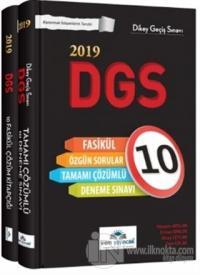 2021 DGS 10 Fasikül Çözümlü Deneme