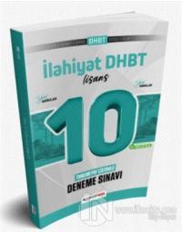 2021 DHBT Lisans Düzeyi Tamamı PDF Çözümlü 10 Deneme Sınavı Kolektif