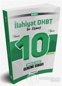 2021 DHBT Ön Lisans Düzeyi Tamamı PDF Çözümlü 10 Deneme Sınavı Kolekti