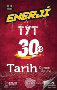 2021 Enerji TYT 30x5 Tarih Deneme Sınavı