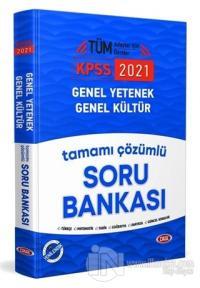 2021 KPSS Genel Yetenek Genel Kültür Tamamı Çözümlü Soru Bankası