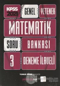 2021 KPSS Genel Yetenek Matematik Soru Bankası 3 Deneme