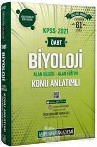 2021 KPSS ÖABT Biyoloji Alan Bilgisi - Alan Eğitimi Konu Anlatımlı