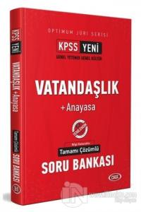 2021 KPSS Optimum Jüri Vatandaşlık + Anayasa Tamamı Çözümlü Soru Bankası