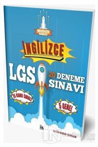 2021 LGS İngilizce 20 Deneme Sınavı Gürkan Okur