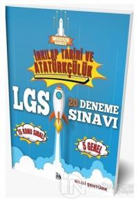 2021 LGS İnkılap Tarihi ve Atatürkçülük 20 Deneme Sınavı Bilgi Şentürk